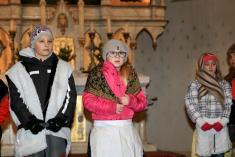Vánoční koncert v kostele 21. 12. 2016