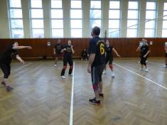 Volejbalový turnaj Tuněchodské sako 6.12.2014