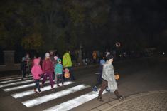 Svatomartinský lampionový průvod 10. 11. 2019