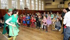 Dětský karneval 19. 3. 2017