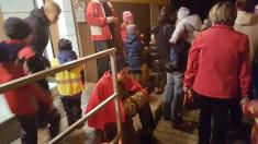 Svatomartinský lampionový průvod 8.11.2015