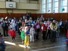 Dětský karneval 17. 3. 2013