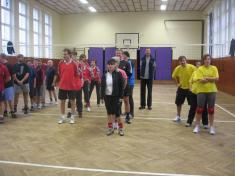 """Volejbalový turnaj """"Tuněchodské sako"""" 17. 11. 2012"""