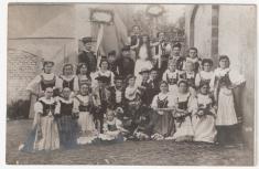 Slavnost 1908- napamátku zrušení roboty