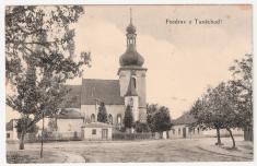 Tuněchody 1922