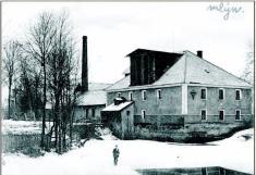 mlýn 1933